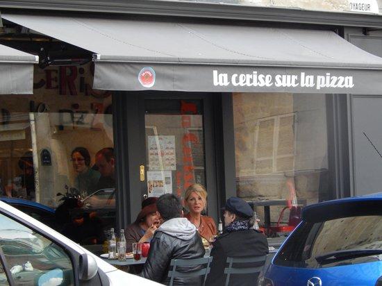 La Cerise sur la Pizza - Saint Paul : Best Pizza in Marais
