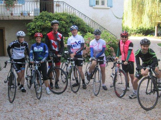 Velo Vercors : Group Ride