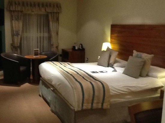 Kimberley Hotel: executive double room