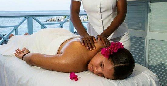 Ocean Point Resort & Spa: Spa