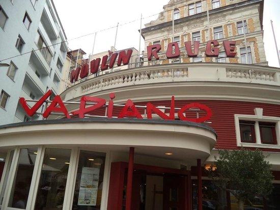 Restaurante Vapiano, Viena