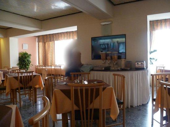 Mavina Hotel & Apartments: frühstück vom buffett