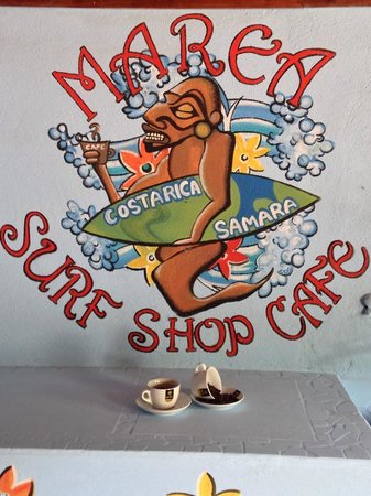 Marea Surf Shop Cafe'