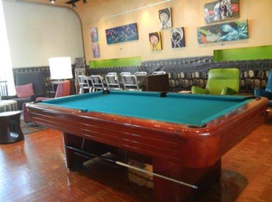 Ordinaire Aloft Broomfield Denver: Pool Table/ Lobby