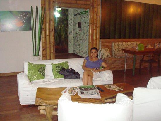 Cocoon Hotel : la confortable y amplia estancia del cocoon