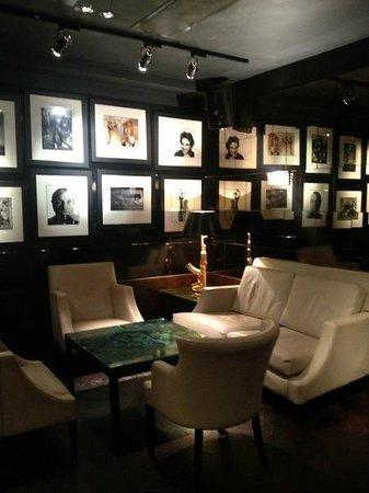 The Vincent Hotel: Bar