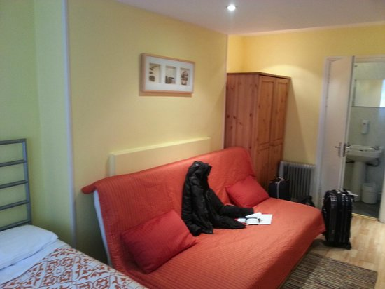 72qt Guest House : Clic Clac
