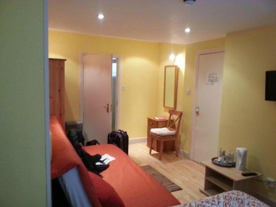 72qt Guest House : Vue de la chambre