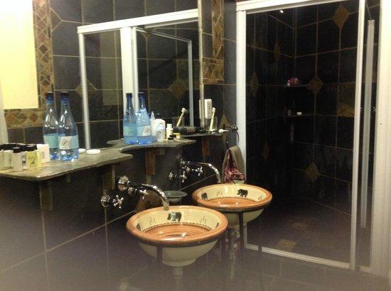 Zulu Nyala Game Lodge: Bath room 51
