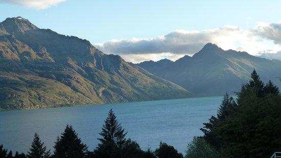 Mercure Resort Queenstown: Lake Wakatipu