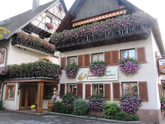 Landgasthof Rebstock: Hotel Rebstock - Ingresso