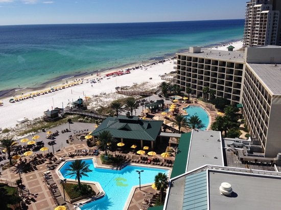 Hilton Sandestin Beach, Golf Resort & Spa: The View