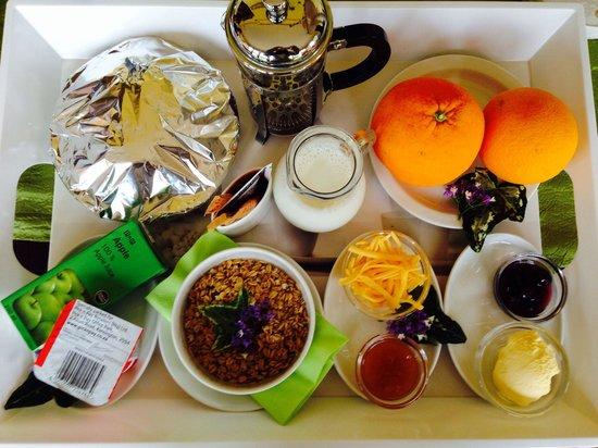 Wederom B&B: Great breakfast