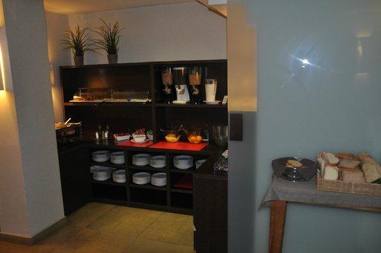 Hotel Sant Antoni: Hotel St. Antoni Breakfast Bar