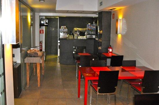 Hotel Sant Antoni: Hotel St. Antoni Dining Room