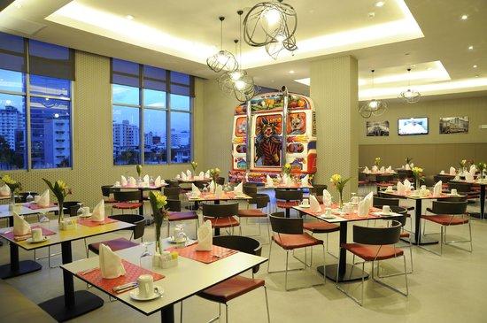 Novotel Panamá City: Restaurante