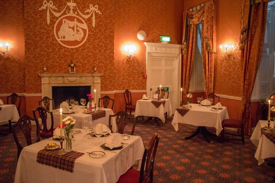 Culloden House : Speisesaal