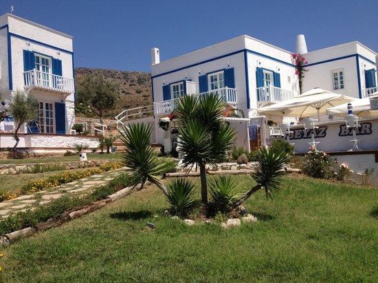 Mavi Beyaz Hotel : Mavi Beyaz hatırası