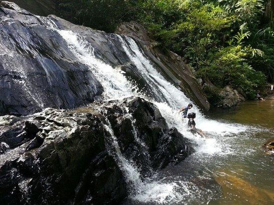 Hat Yai, Thailand: Namtok