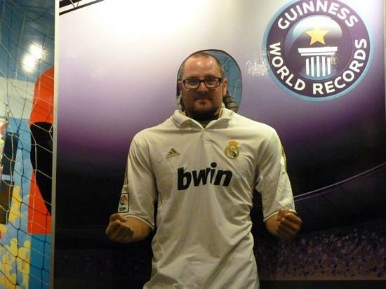Guinness World Records Museum : i can dream