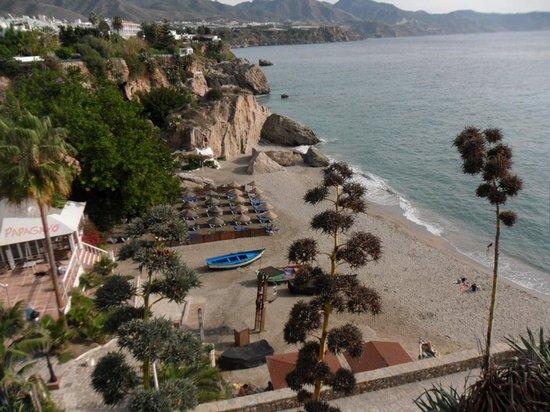 Hotel Balcon de Europa: Another beach area!