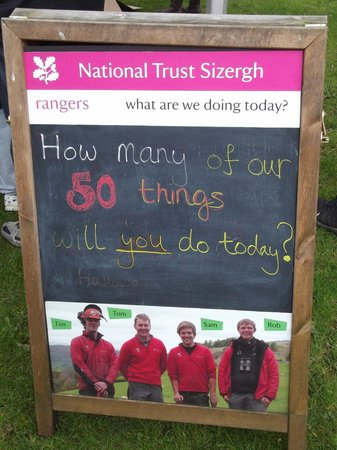 Sizergh Castle: 50 things