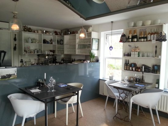 Good Things Cafe: l'interno