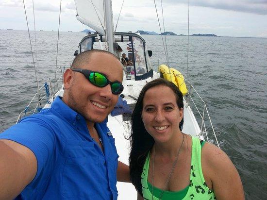 Panama Sailing Private Tours: Paseando ando...