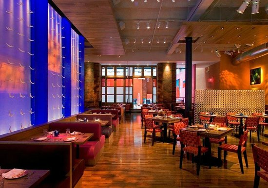 Rosa Mexicano - Union Square : Main Dining Room / Sky Room