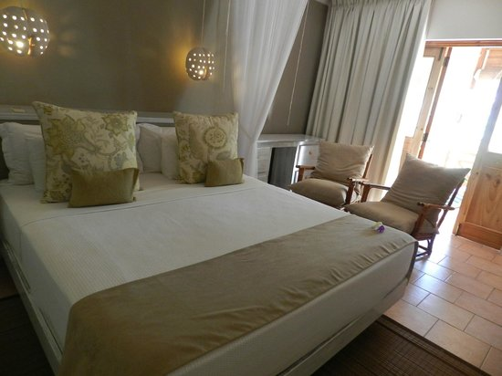 Indian Ocean Lodge : chambre