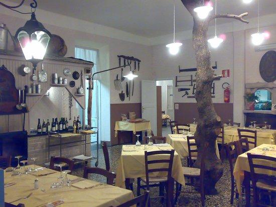 Lumarzo, Italien: la quercia