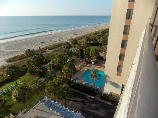 The Breakers Resort : Beautiful views from the roof top terrace