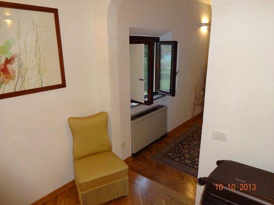 Villa I Barronci: Quarto 1
