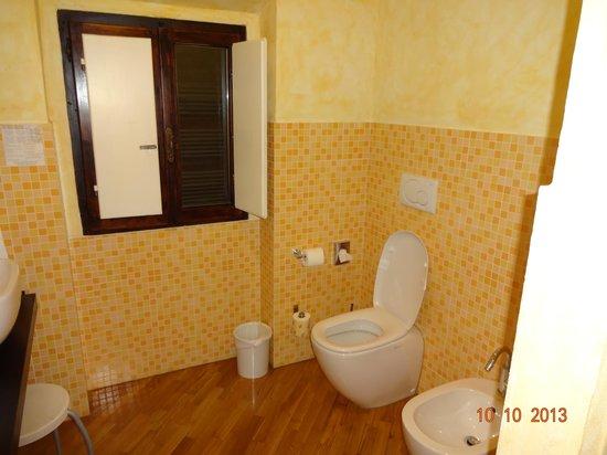 Villa I Barronci: Banheiro 4