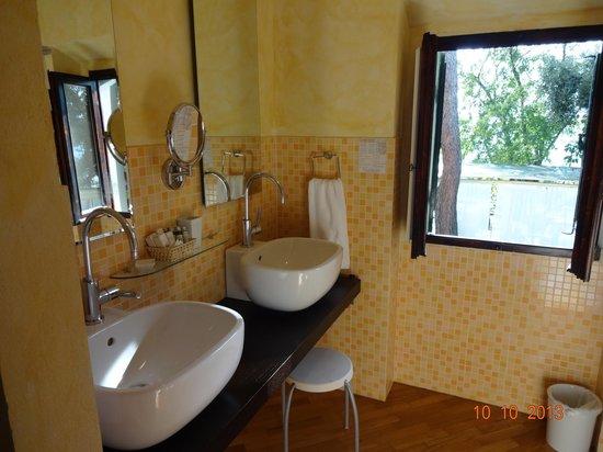 Villa I Barronci: Banheiro 3