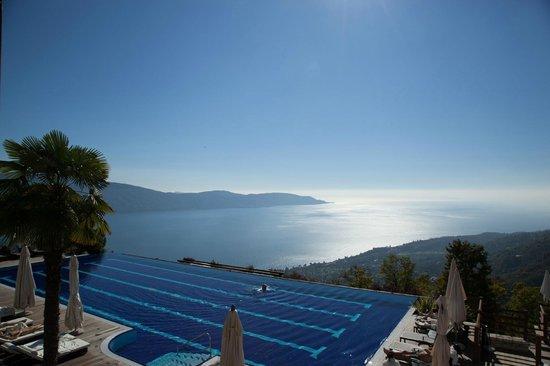 Lefay Resort & Spa Lago di Garda: Neverending views