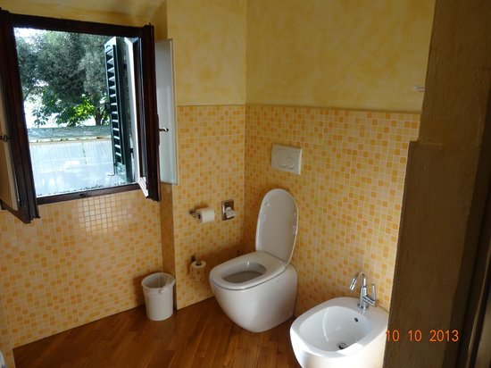 Villa I Barronci: Banheiro 1