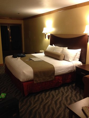 Best Western Plus Rio Grande Inn: Bed