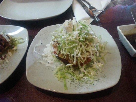 La Cantina Mexicana: Sope de chorizo