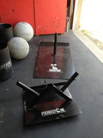Poundstone Performance Training Center