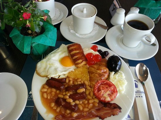 SENSIMAR KALLISTON Resort & Spa by ATLANTICA: Breakfast just as I liked it