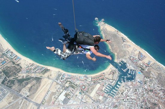 Skydive El Sol