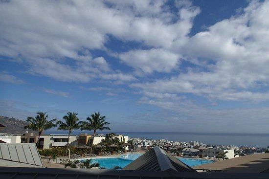 Mercure Creolia Saint-Denis La Reunion: Die tolle Aussicht