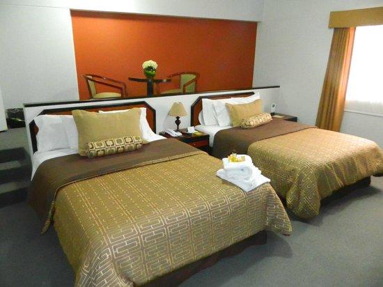 Hotel San Blas: Habitacion