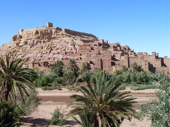 Sahara Spirit Voyage Day Tours