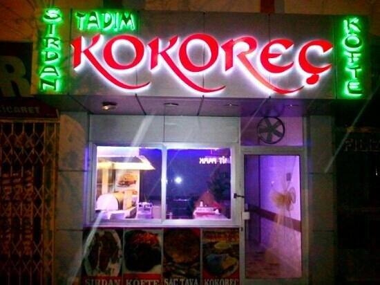 Elbistan, Turkey: TADIM KOKOREC