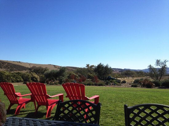 Santa Ynez, CA: Perfect lunch spot thanks to Chris