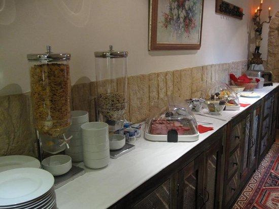 Hotel Parkidyll : Frühstück