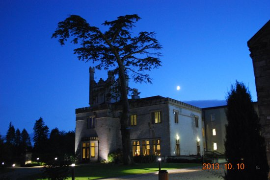 Lough Eske Castle, a Solis Hotel & Spa: Solis Lough Eske Castle by Moonlight
