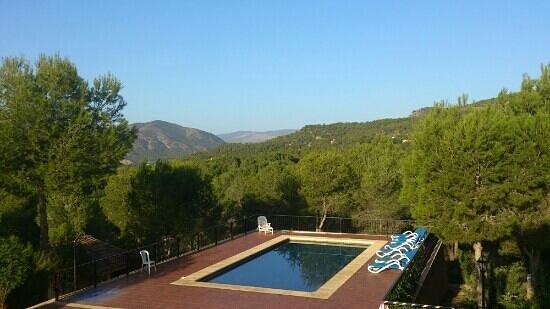 Hotel Finca Fabiola: amazing views